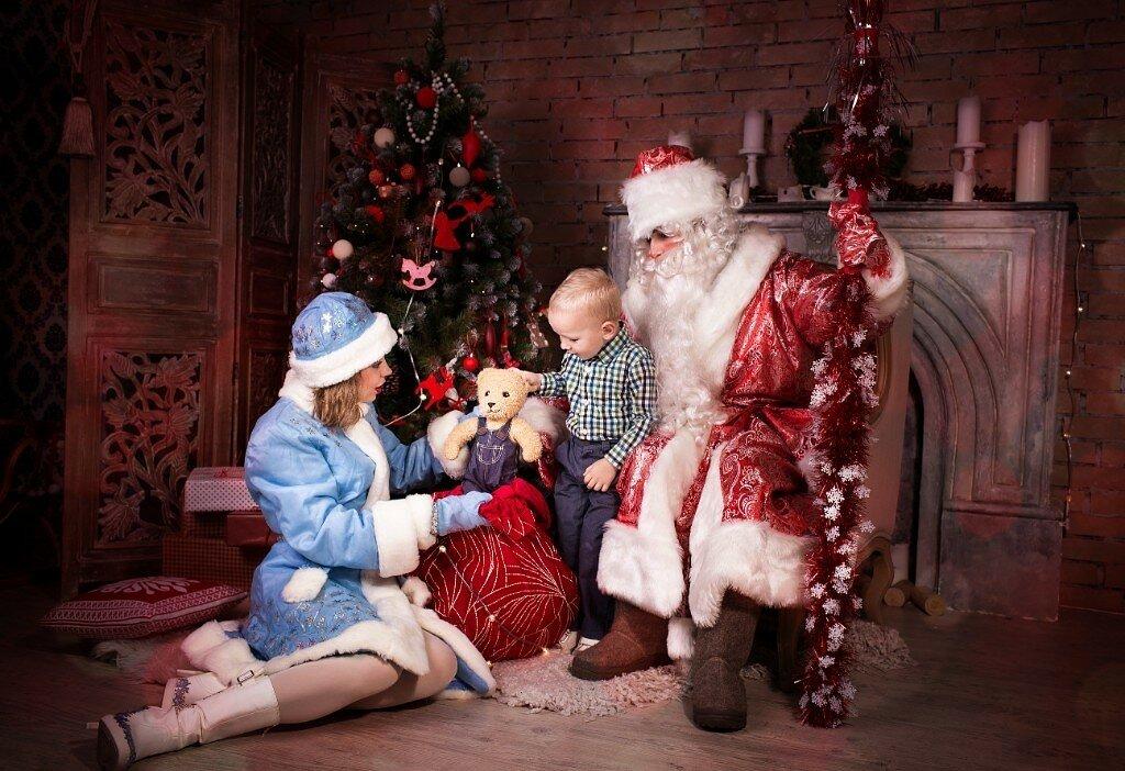 Как стать Дедом Морозом в Екатеринбурге