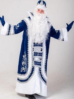 Костюм Деда Мороза Купеческий