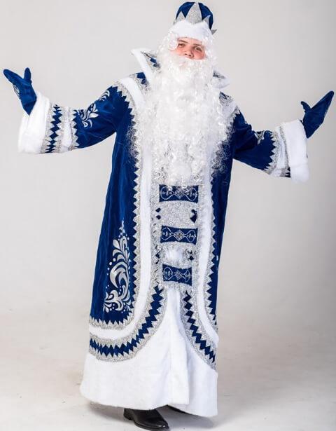 Костюм Деда Мороза Купеческий в Екатеринбурге